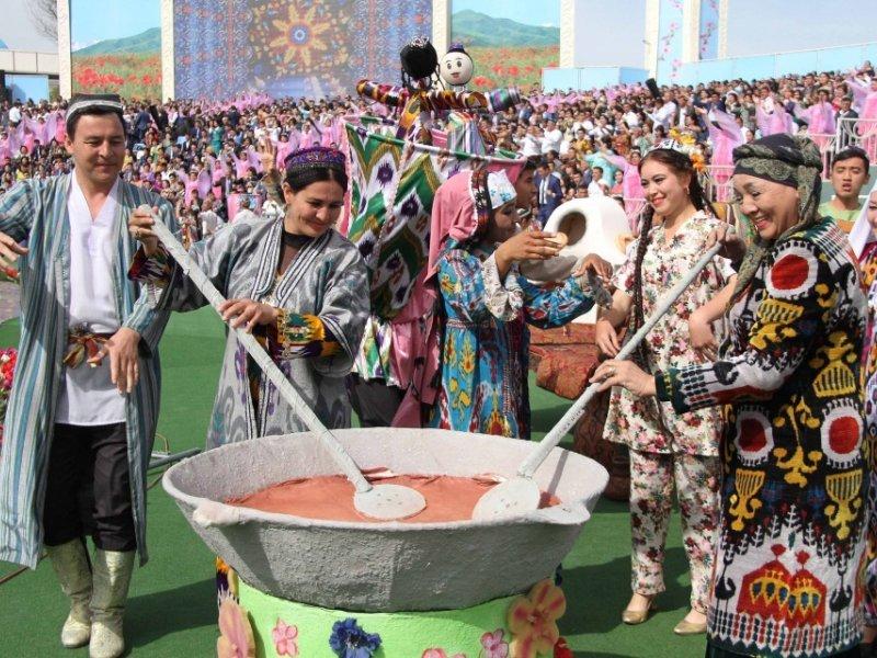 Праздники в узбекистане в 2018